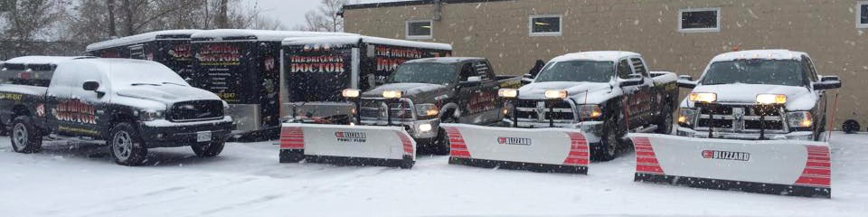 Reliable Snow Removal in Oakville