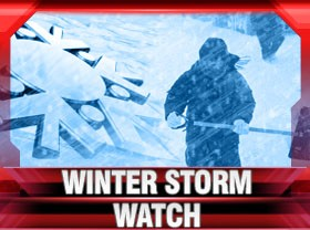 Weather Warning Burlington